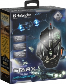 Мышь Defender sTarx GM-390L