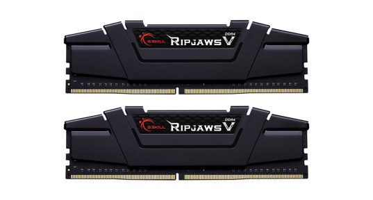Оперативная память G.Skill Ripjaws V 2x4GB DDR4 PC4-25600 (F4-3200C16D-8GVKB)