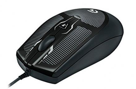 Мышь Logitech G100s Gaming Mouse black