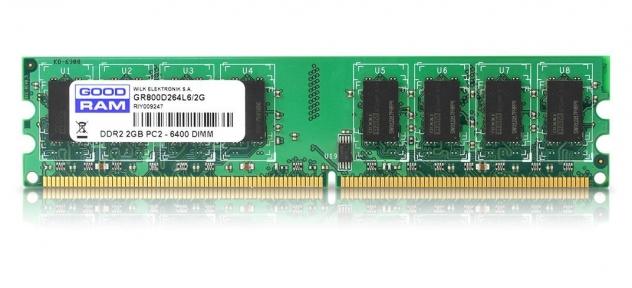 Модуль памяти GOODRAM GR800D264L6/2G