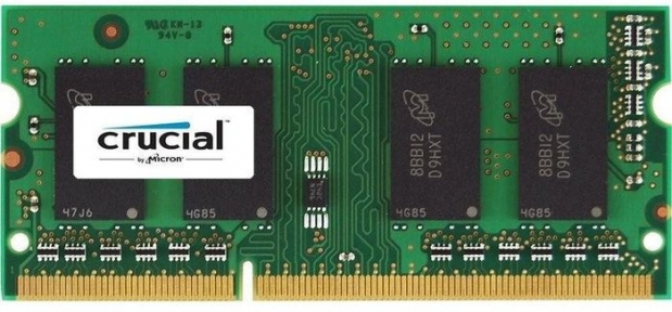 Память для ноутбука GR2400S464L17S/4G: SODIMM DDR4 4GB PC4-19200 (2400MHz) CL17 GOODRAM 512x8