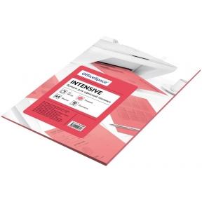 Бумага цветная A4