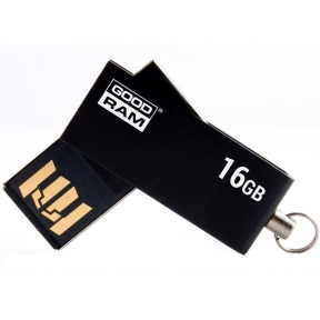 Флэш драйв 16 GB USB (2.0) GOODRAM UCU2-0160K0R11 Black