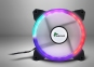 Вентилятор для корпуса InterTech Argus RS01 LED (RGB) 120 mm.